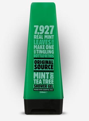 Original Source Mint And Tea Tree Shower Gel Calpe